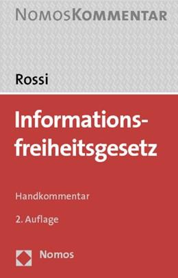 Abbildung von Rossi | Informationsfreiheitsgesetz | 2. Auflage | 2020 | Handkommentar