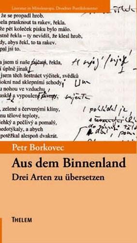 Aus dem Binnenland | Borkovec, 2006 | Buch (Cover)