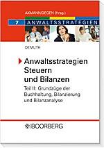 Anwaltsstrategien Steuern und Bilanzen   Demuth, 2007   Buch (Cover)