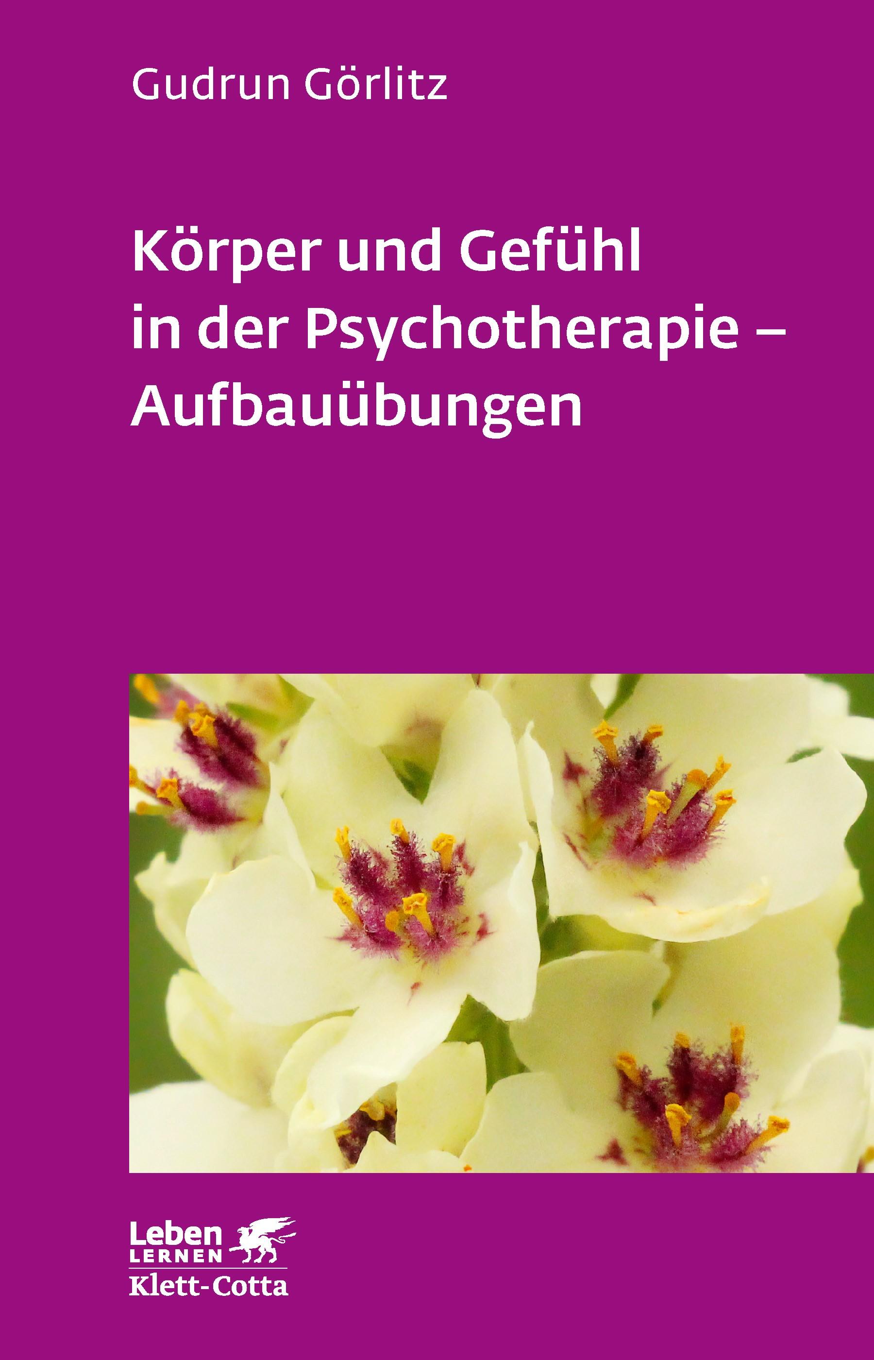Körper und Gefühl in der Psychotherapie - Aufbauübungen | Görlitz | 4., aktual. Aufl., 2013 | Buch (Cover)