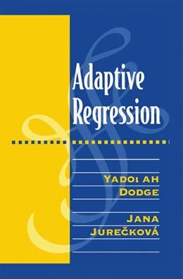 Abbildung von Dodge / Jureckova | Adaptive Regression | 2000