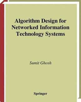 Abbildung von Ghosh | Algorithm Design for Networked Information Technology Systems | 2003 | Foreword by C.V. Ramamoorthy