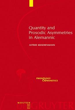Abbildung von Kraehenmann | Quantity and Prosodic Asymmetries in Alemannic | Reprint 2011 | 2003 | Synchronic and Diachronic Pers... | 5