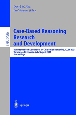 Abbildung von Aha / Watson | Case-Based Reasoning Research and Development | 2001 | 4th International Conference o...