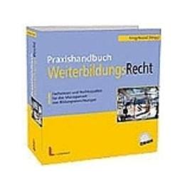 Abbildung von Krug / Nuissl (Hrsg.) | Praxishandbuch Weiterbildungsrecht | Loseblattwerk mit Aktualisierungen | 2019 | Fachwissen und Rechtsquellen f...