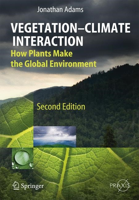 Vegetation-Climate Interaction | Adams, 2009 | Buch (Cover)