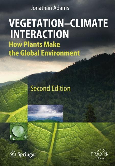 Abbildung von Adams | Vegetation-Climate Interaction | 2009