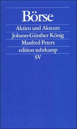Abbildung von König / Peters   Börse   2002   Aktien und Akteure   2215