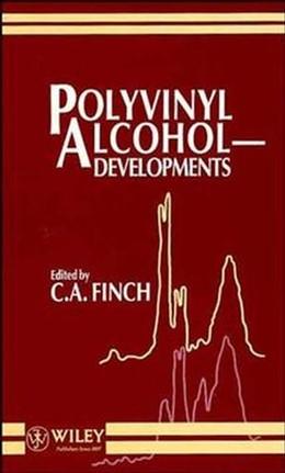 Abbildung von Finch | Polyvinyl Alcohol | 2. Auflage | 1992 | Developments