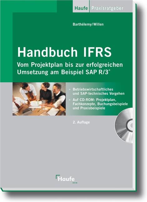 Handbuch IFRS | Barthélemy / Willen, 2005 | Buch (Cover)