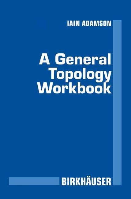 Abbildung von Adamson | A General Topology Workbook | 1995