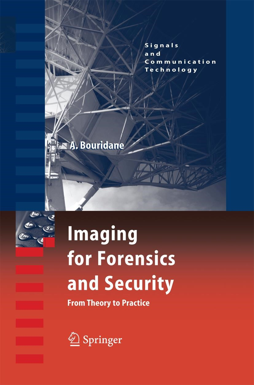 Imaging for Forensics and Security | Bouridane, 2009 | Buch (Cover)