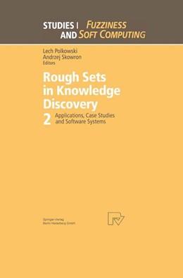Abbildung von Polkowski | Rough Sets in Knowledge Discovery 2 | 1998 | 19