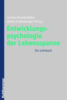 Entwicklungspsychologie der Lebensspanne | Brandstädter / Lindenberger, 2007 | Buch (Cover)