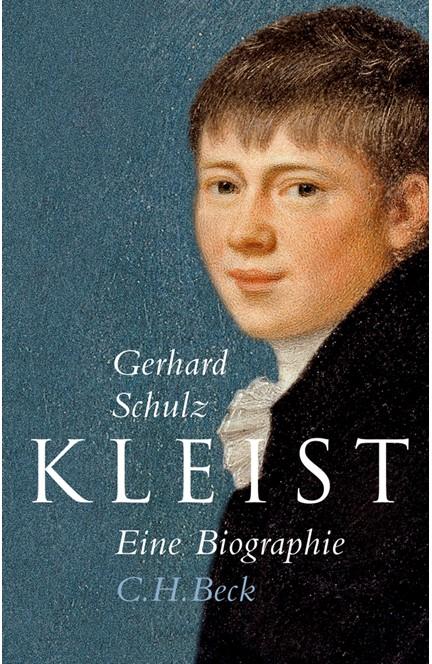 Cover: Gerhard Schulz, Kleist