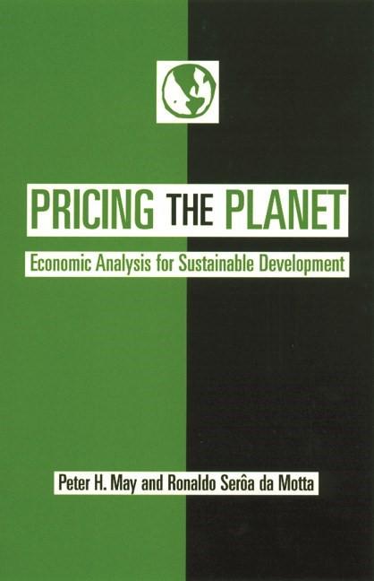 Abbildung von May / Serôa da Motta | Pricing the Planet | 2000