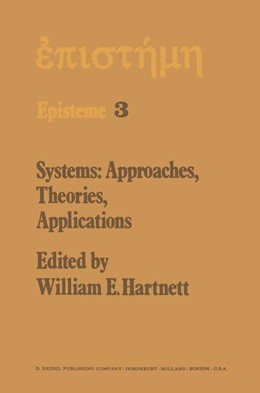 Abbildung von Hartnett | Systems: Approaches, Theories, Applications | 1977 | Including the Proceedings of t... | 3