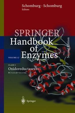 Abbildung von Schomburg | Class 1 Oxidoreductases II | 2004 | EC 1.1.1.51 - 1.1.1.154 | 17