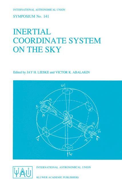 Abbildung von Lieske / Abalakin | Inertial Coordinate System on the Sky | 1990