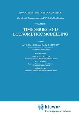 Abbildung von MacNeill / Umphrey | Time Series and Econometric Modelling | 1987 | 1986 | Advances in the Statistical Sc... | 36