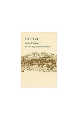 Abbildung von Mo Tzu | 1963 | Basic Writings