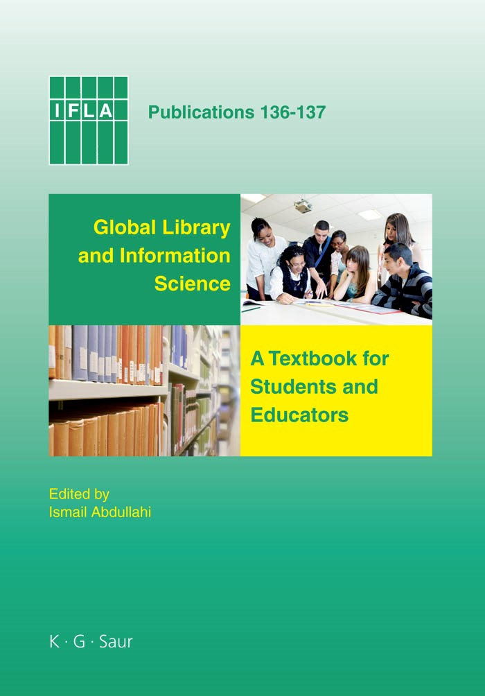 Global Library and Information Science | Abdullahi, 2009 | Buch (Cover)