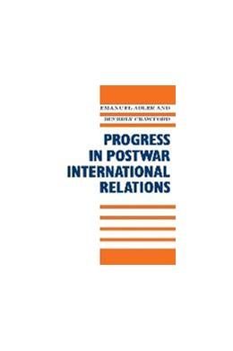 Abbildung von Adler / Crawford | Progress in Postwar International Relations | 1995