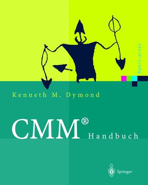 CMM® Handbuch | Dymond / Process Transition Intern., Inc, 2002 | Buch (Cover)