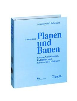 Abbildung von Ahrens / Vogel | Sammlung Planen und Bauen | 1. Auflage | 2019 | beck-shop.de