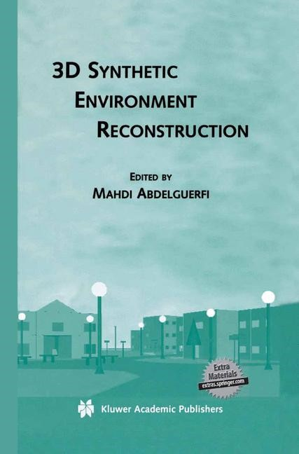 3D Synthetic Environment Reconstruction | Abdelguerfi, 2001 | Buch (Cover)