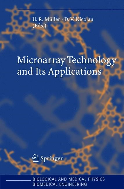 Microarray Technology and Its Applications | Müller / Nicolau, 2004 | Buch (Cover)