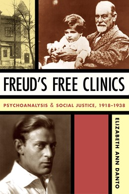 Abbildung von Danto | Freud's Free Clinics | 2005 | Psychoanalysis and Social Just...