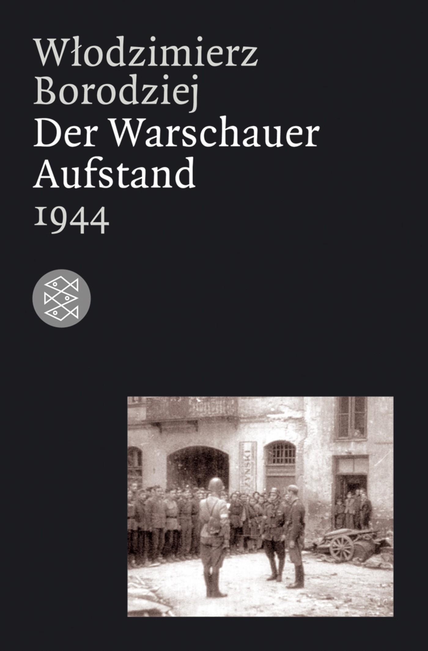 Der Warschauer Aufstand 1944 | Borodziej, 2004 | Buch (Cover)