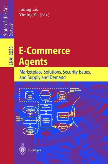 E-Commerce Agents | Liu / Ye, 2001 | Buch (Cover)