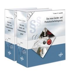 Abbildung von Laschet / Lenz | Das neue Geräte- und Produktsicherheitsgesetz | 1. Auflage | 2011 | beck-shop.de