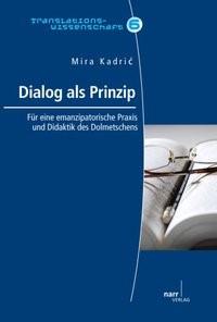 Dialog als Prinzip | Kadric, 2010 | Buch (Cover)