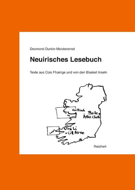 Neuirisches Lesebuch | Durkin-Meisterernst, 2008 | Buch (Cover)