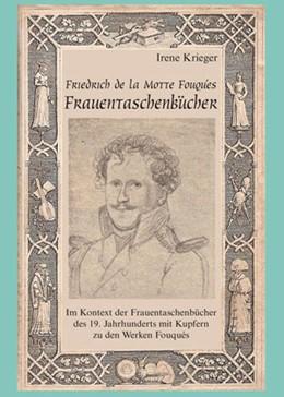 Abbildung von Krieger   Friedrich de la Motte Fouqués Frauentaschenbücher   2009   2015