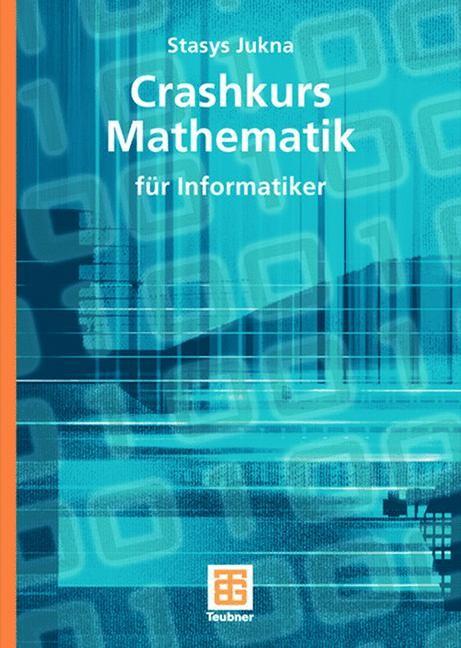 Crashkurs Mathematik   Jukna, 2007   Buch (Cover)