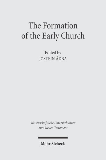 Abbildung von Adna | The Formation of the Early Church | 2005