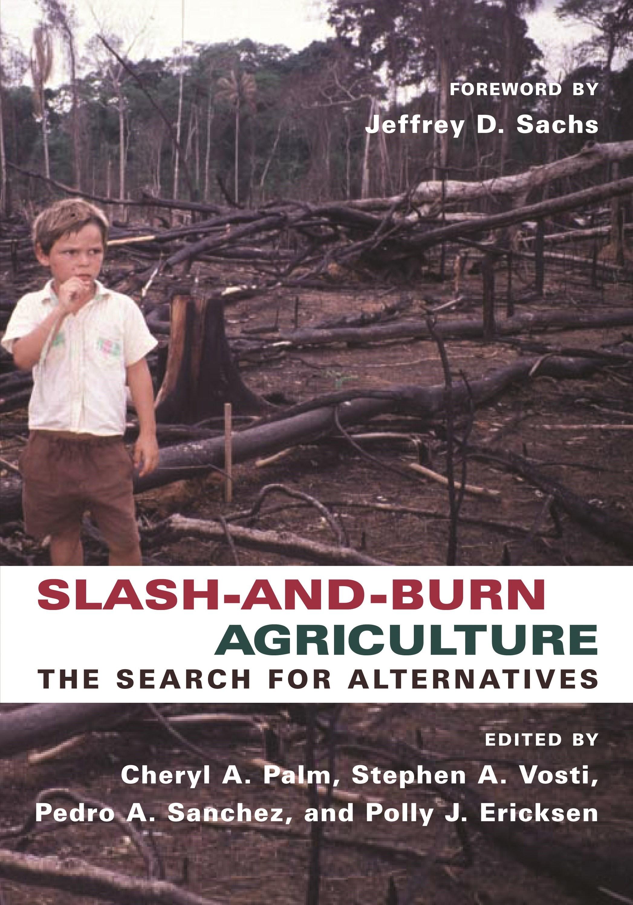 Abbildung von Palm / Vosti / Sanchez / Ericksen | Slash-and-Burn Agriculture | 2005