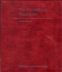 Abbildung von Spencer   The international meat trade   2003