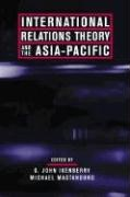 Abbildung von Ikenberry / Mastanduno | International Relations Theory and the Asia-Pacific | 2003