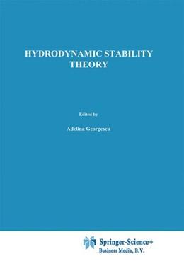 Abbildung von Georgescu | Hydrodynamic stability theory | 2nd edition | 1986 | 9