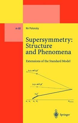 Abbildung von Polonsky | Supersymmetry: Structure and Phenomena | 1. Auflage | 2001 | 68 | beck-shop.de