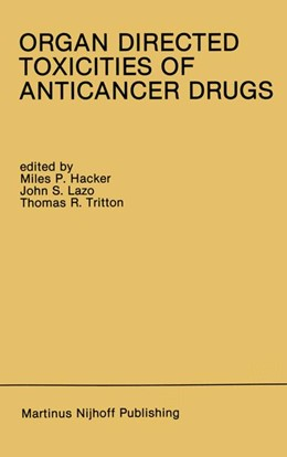 Abbildung von Hacker / Lazo / Tritton | Organ Directed Toxicities of Anticancer Drugs | 1988 | 1988 | Proceedings of the First Inter... | 53