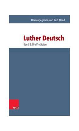 Abbildung von Aland D.D. | Die Predigten | 4. Auflage | 2016 | beck-shop.de