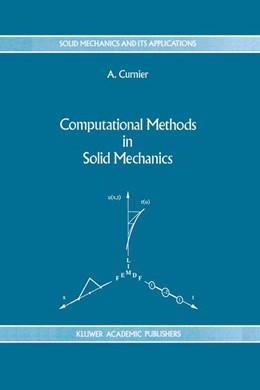 Abbildung von Curnier | Computational Methods in Solid Mechanics | 1994 | 29