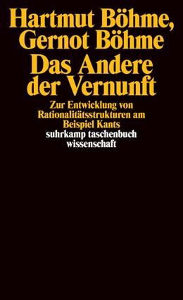 Abbildung von Böhme | Das Andere der Vernunft | 1985 | Zur Entwicklung von Rationalit... | 542
