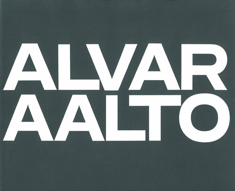 Alvar Aalto: Das Gesamtwerk / L'œuvre complète / The Complete WorkBand 3 | Aalto / Fleig | 2. Aufl. 1984. Nachdruck, 1984 | Buch (Cover)
